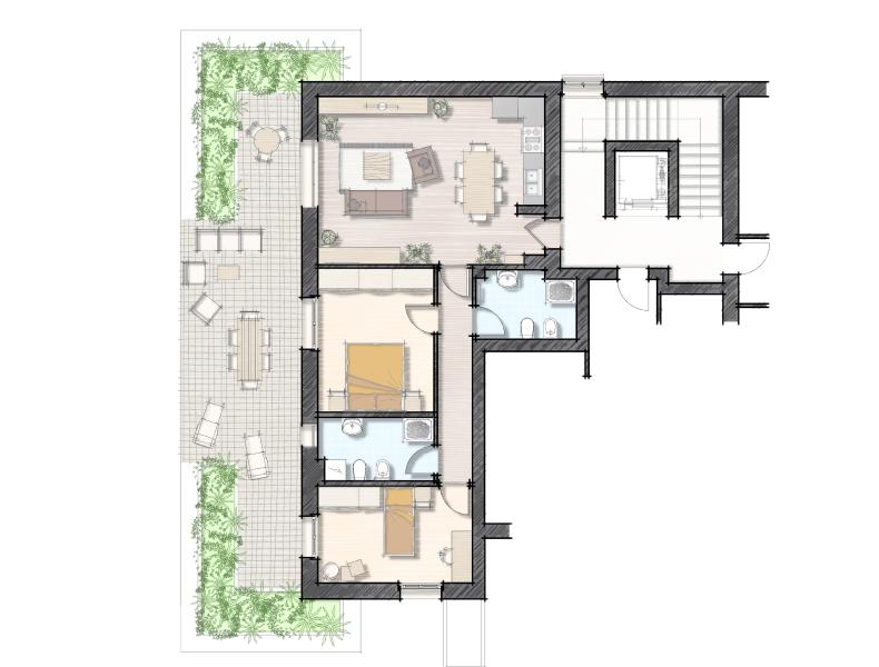 Appartamento Verona Campofiore